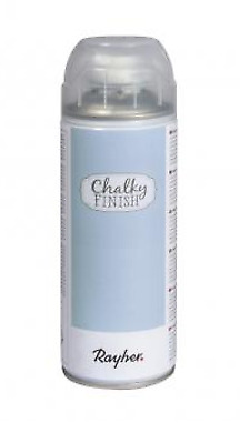 Rayher Chalky Finish Farbspray blaugrau 400ml
