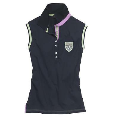 Euro Star Damen Poloshirt Lotta ohne Arm
