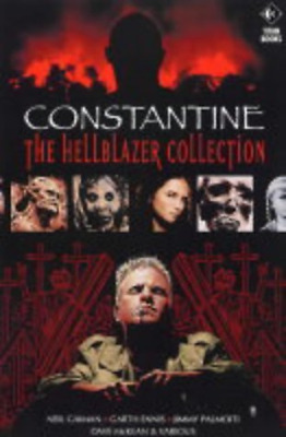 Constantine: The Hellblazer Collection, Ennis, Garth, Palmiotti, Jimmy, McKean,