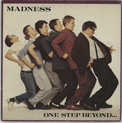 Madness - One Step Beyond... P/S (LP) 5053199116590