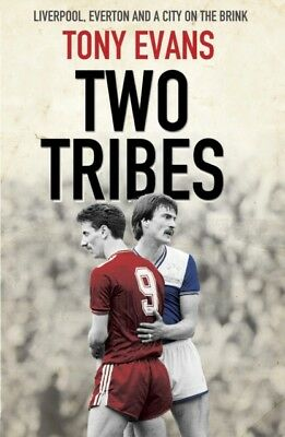 TWO TRIBES, Evans, Tony, 9780593075920