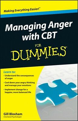 Managing Anger with CBT For Dummies (Paperback), BLOXHAM, GILLIAN...