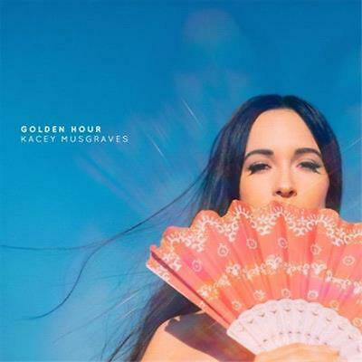 Golden Hour - Kacey Musgraves Compact Disc Free Shipping!