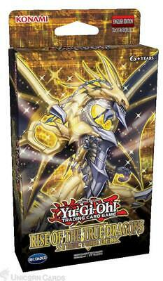 YuGiOh! Rise of the True Dragons Structure Deck ::  Cards Only - No Box! ::