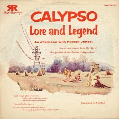 Various Artists - Calypso Lore & Legend / Various [New CD]