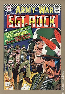 Our Army at War #183 1967 VG/FN 5.0
