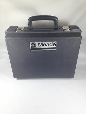 "MEADE Plastic Telescope Hard Case 13""L x 11""W x 6.5""D - Foam Fitted"