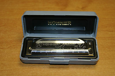 Harmonica Diatonic Hohner Special 20 Country Tuning - Tuning Country New