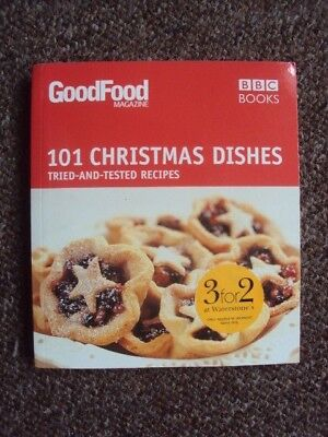 Bbc good food magazine book 101 christmas dishes paperback unread bbc good food magazine book 101 christmas dishes paperback unread free uk pp forumfinder Gallery