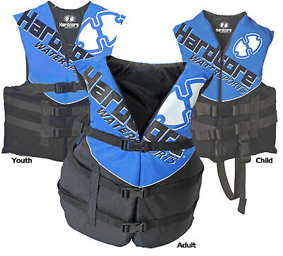 Life Jacket Vests For The Entire Family USCG Approved (ONE VEST INCLUDED)