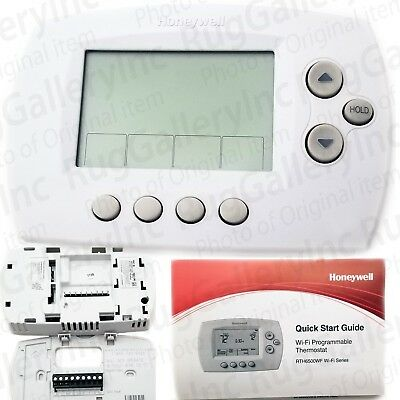 HONEYWELL WIFI 7 Day Programmable Thermostat Free App 4995