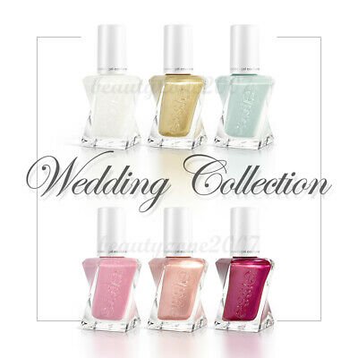 Essie Gel Couture Nail Polish Wedding Collection By Reem Acra 0.46oz *Choose 1*