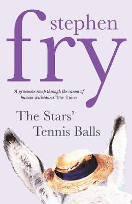 The Stars' Tennis Balls by Stephen Fry, NEW Book, (Paperback) FREE & Fast Delive