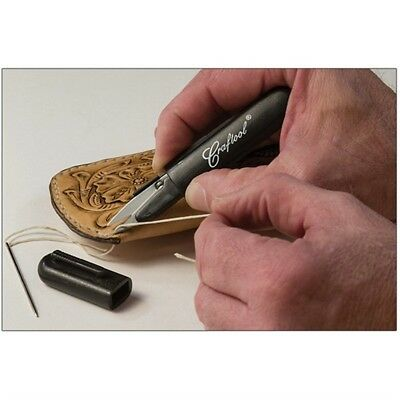 Easy Precision Thread Cutter - Craftool Sewing Leathercraft Tandy