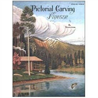 Pictorial Carving Finesse Book - Stohlman Tandy Leather