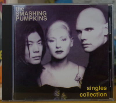 The Smashing Pumpkins Singles Collection Unofficial Release 1999