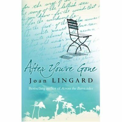 After You've Gone - Hardcover NEW Lingard, Joan 2007-04-19