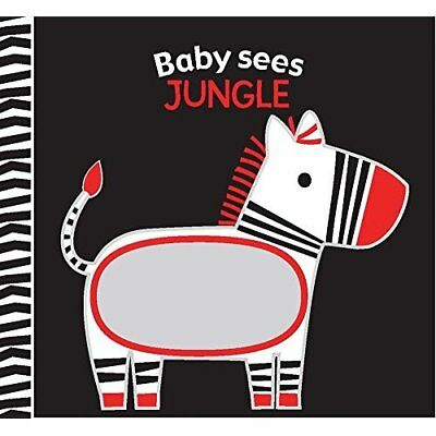 Jungle (Baby Sees) - Rag Book NEW Rettore (Author 15 Sept. 2016