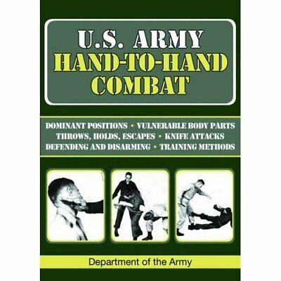 U.S. Army Hand-To-Hand Combat - Paperback NEW Army, Departmen 2009-11-01