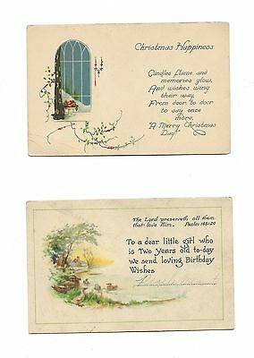 """dating postcards divided back Postcard era history  divided back era  the labeling on the back of the postcard changed from """"private mailing card"""" to """"post card"""" messages were."""