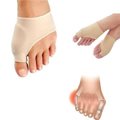 1x Hallux Valgus Orthèse Bandage Protection Gros Orteil Corrector Antidouleurs