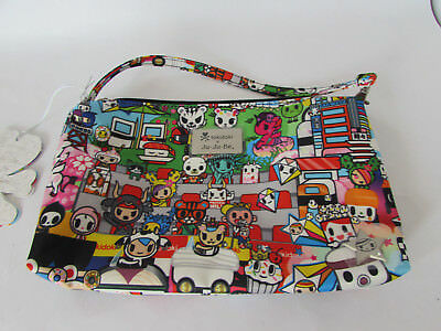 Jujube Ju Ju Be Tokidoki Be Quick wristlet diaper hand bag Sushi Cars J