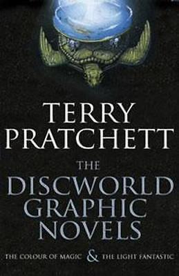 NEW Discworld Graphic Novels By Pratchett, Terry Hardcover Free Shipping