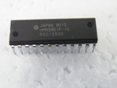 HM53461P-10 256Word Multiport Video RAM    CI40