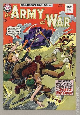 Our Army at War #143 1964 VG/FN 5.0