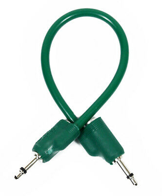 Tiptop Audio Green 20cm Stackcables