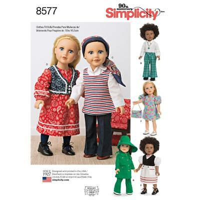 SIMPLICITY SEWING Pattern 4364 18\