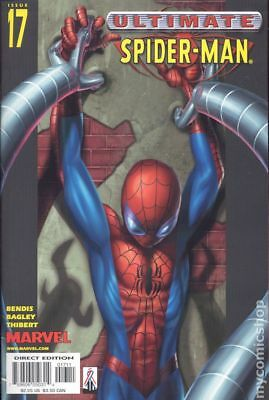 Ultimate Spider-Man #17 2002 VF Stock Image