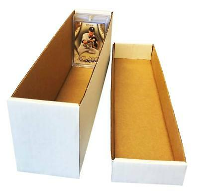 25 -  2pc Trading Card Storage Boxes For One-Touch Magnetic Holders / Toploaders
