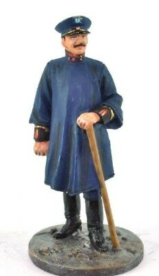 Firefighter Figurine Fireman Madrid Spain 1951 Metal Del Prado 1/32 2.75""