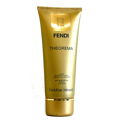 THEOREMA de FENDI - Shimmering Body Lotion 200 mL [NO BOX] - Mujer / Woman / Her