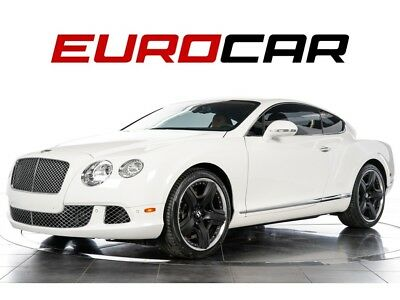 Continental GT ($214,580.00 MSRP) 2012 Bentley Continental GT - $214,580.00 MSRP, MULLINER DRIVING SPECIFICATION