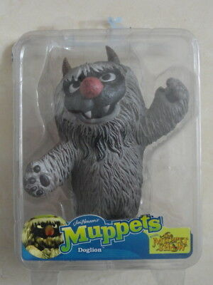 Muppets Palisades mini Doglion 3-inch figure RARE FREE SHIP