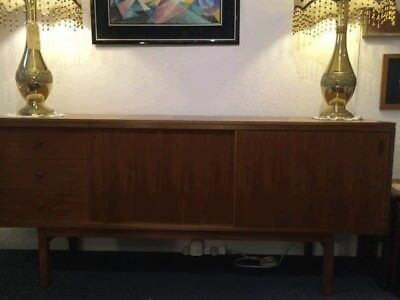 Vintage Gordon Russell of Broadway mid century sideboard teak superb condition