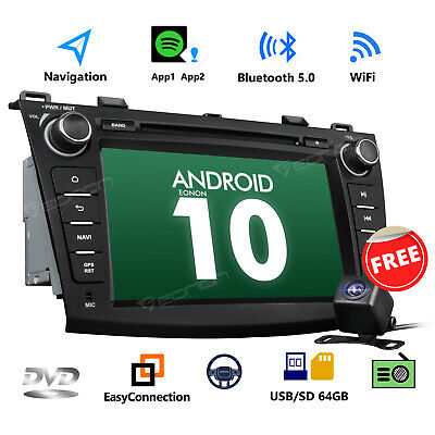 """For Ford F-150 7"""" Car GPS Stereo Android 7.1 HDMI Bluetooth DVD Player 4G OBD2 E"""