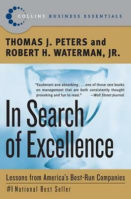 In search of excellence lessons from americas best run companie in search of excellence lessons from americas best run companie publicscrutiny Gallery