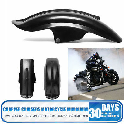 Universal Motorcycle Rear Fender Mudguard Guard for Harley Honda Yamaha Chopper