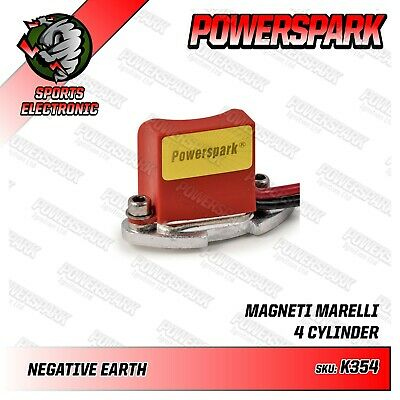 Powerspark Electronic Ignition Kit for Magneti Marelli 4 Cylinder Distributor