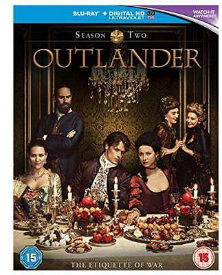 Outlander - Season 2 [Blu-ray] [Region Free], DVD | 5050629636918 | New