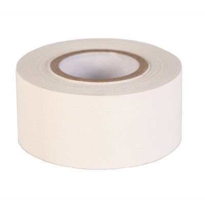CARE4BOOKS WHITE CLOTH HINGING LINEN TAPE 25mm x 5.5m roll, BOOK REPAIRS