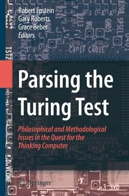 Parsing the Turing Test: Philosophical and Methodological Issues ...