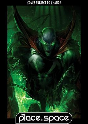 Spawn #284C - Virgin Mattina Variant  (Wk14)