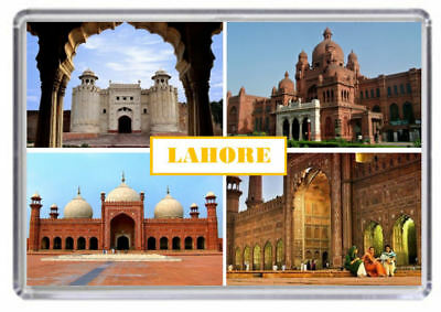 Lahore, Pakistan Fridge Magnet 01