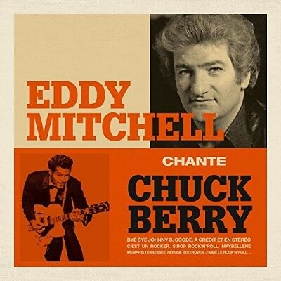 Eddy Mitchell - Eddy Mitchell Chante Chuck Berry [New Vinyl LP] Canada - Import