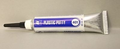 Vallejo Paint Mediums and Auxiliaries Plastic Putty 20 ml. Bottle