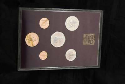 Coinage of Great Britain and Northern Ireland 1980 Proof Set (NUM3410)